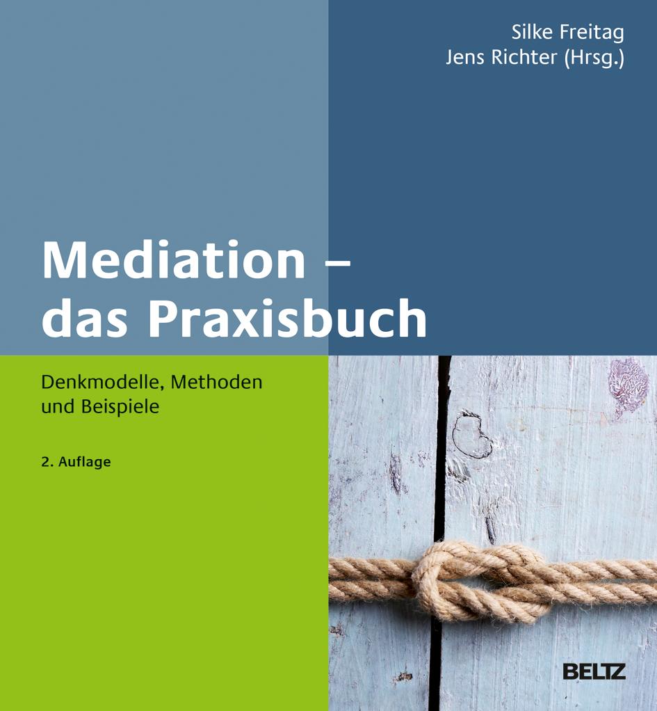 Buchcover_Mediation - das Praxisbuch 2