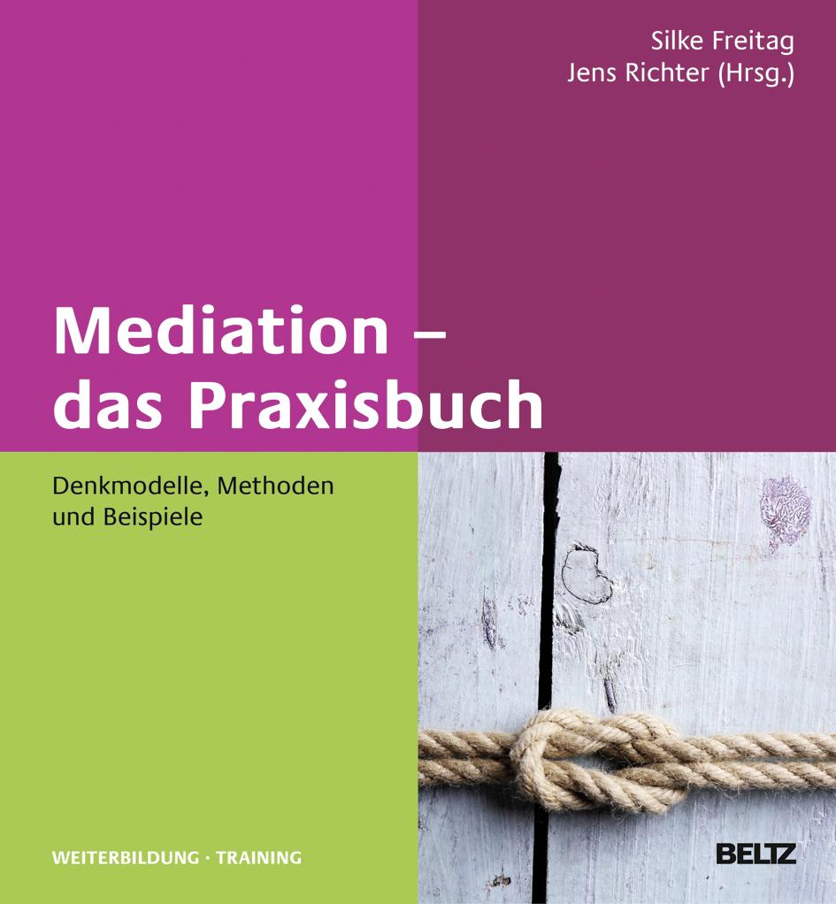 Buchcover_Mediation - das Praxisbuch